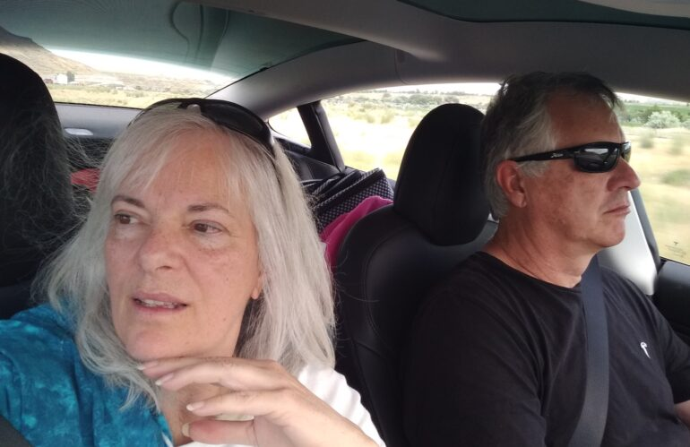 Real Life Model 3 Road Trip:  Day 5 – Starting the Oregon Trail